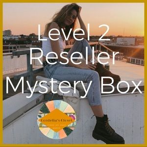 LEVEL 2 RESELLER MYSTERY BOX
